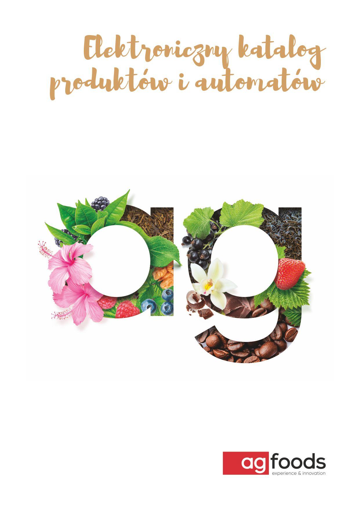 Elektroniczny katalog produktów i automatów